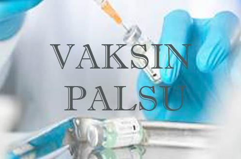 vaksin palsu